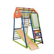 Детский спортивный комплекс «KindWood Color plus»