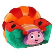 Мягкая игрушка «Кресло Божья коровка»