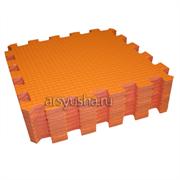 "Коврик-пазл BABYPUZZ (9 плит 33x33x1см, ~1кв.м./уп) ""Оранжевый"""