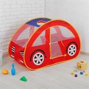 """Палатка детская игровая """"Автомобиль"""", 128х72х78 см"""