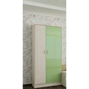 Шкаф для одежды Буратино, 800х520х1950, зеленый
