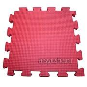 """Коврик-пазл BABYPUZZ (4 плиты 50x50x1см, 1кв.м./уп) """"Красный"""""""