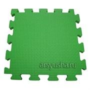 "Коврик-пазл BABYPUZZ (4 плиты 50x50x1см, 1кв.м./уп) ""Зеленый"""