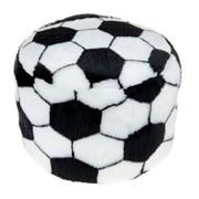 Мягкая игрушка «Пуфик футбол», цвета МИКС