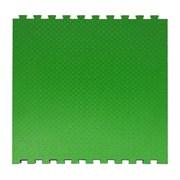 "Коврик-пазл BABYPUZZ (1 плита 100x100x1см, 1кв.м./уп) ""Зеленый"""