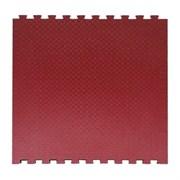 """Коврик-пазл BABYPUZZ (1 плита 100x100x1см, 1кв.м./уп) """"Красный"""""""
