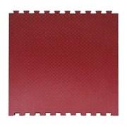 """Будо-мат (татами) BABYPUZZ (1 плита 100x100x2см, 1кв.м./уп) """"Красный"""""""