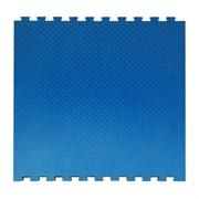 """Будо-мат (татами) BABYPUZZ (1 плита 100x100x2см, 1кв.м./уп) """"Синий"""""""