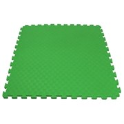 "Будо-мат (татами) BABYPUZZ (1 плита 100x100x4см, 1кв.м./уп) ""Зеленый"""