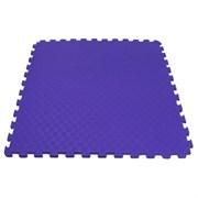 """Будо-мат (татами) BABYPUZZ (1 плита 100x100x4см, 1кв.м./уп) """"Фиолетовый"""""""