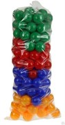 Набор шариков 150шт, 8см ТМ.