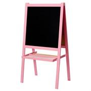 Доска-мольберт, розовый МОЛА, 62х118 см