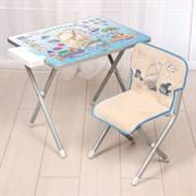 Набор мебели «Кораблик», цвет серебристый