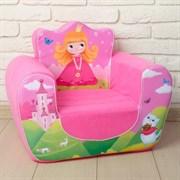 Мягкая игрушка-кресло «Принцесса»