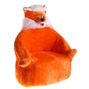 """Мягкая игрушка """"Кресло Лиса"""""""