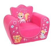 """Мягкая игрушка-кресло """"Настоящая принцесса"""""""