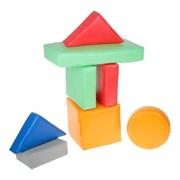 Детский игровой конструктор, 8 элементов, МИКС