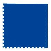 """Коврик-пазл Экополимеры (4 плиты 60x60x0,9см, 1,44кв.м./уп) """"Синий"""""""
