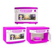 Игровой набор «Микроволновая печь», с аксессуарами