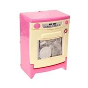Посудомоечная машина с набором посуды, цвета МИКС