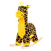 "Мягкая качалка ""Жираф"", 34х60х74 см"