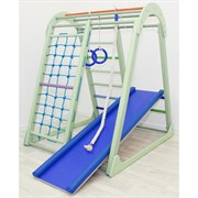 Детский спортивный комплекс Tiny Climber, цвет фисташка