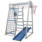 Детский спортивный комплекс Basket, цвет белый
