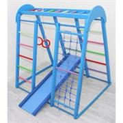 Детский спортивный комплекс Super Champion, цвет синий