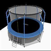 i-JUMP 10ft 3,06м с нижней сетью и лестницей FF