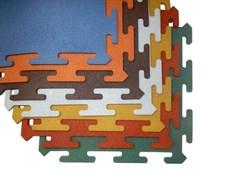 Модульное напольное покрытие Rubblex Puzzle Standart 100х100 см