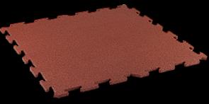 Плитка пазловая из резиновой крошки 100х100 см