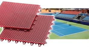 Модульное  пластиковое покрытие EcoTec Sport