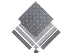 Модульное покрытие Plasto Tec