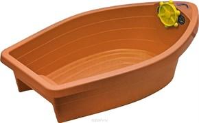 "Песочница-бассейн ""Лодочка"" 308 оранжевый"