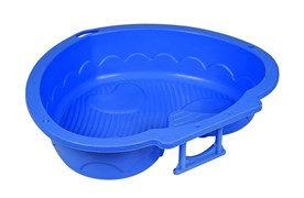 Песочница-бассейн PalPlay 434 Сердечко синий