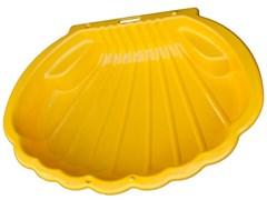 Песочница Dohany 2075 Ракушка жёлтый