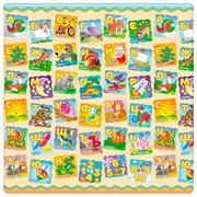 "Коврик игровой детский односторонний Funkids ""Small-10"" (1400х1400х10) 008"