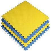 Будо-мат (татами) односторонний (1 плита 100x100x2,5см, 1кв.м./уп)