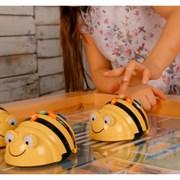 Лого-робот Пчелка (на батарейках) Bee-Bot
