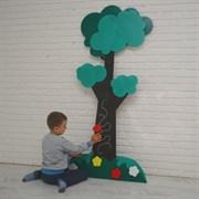 "Декоративно-развивающая панель ""Мое дерево"""