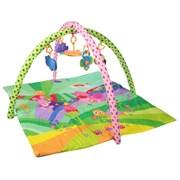 """Игровой развивающий коврик """"Сказка"""" зеленый (Lorelli Toys)"""