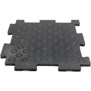 """Модульное резиновое покрытие """"Унидор"""" 50х50х2 см"""