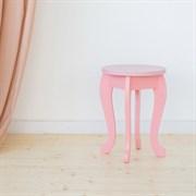 """Табурет """"Моя принцесса"""" розовый"""