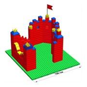 """Большой конструктор LK """"Крепость"""" GB10"""" L на платформе 32х35, для детей 5-12 лет"""