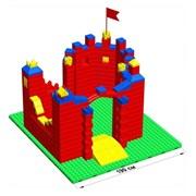 """Большой конструктор LK """"Замок"""" GB10"""" S на платформе 32х35, для детей 5-12 лет"""