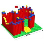 """Большой конструктор LK """"Замок"""" GB10"""" M на платформе 40х35, для детей 5-12 лет"""