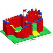"""Большой конструктор LK """"Замок"""" GB10"""" L на платформе 52х35, для детей 5-12 лет"""