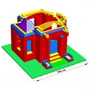 """Большой конструктор LK """"Дворец"""" GB10"""" M на платформе 40х56, для детей 5-12 лет"""