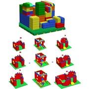 """Набор конструкторов  GB7,5"""" для детского сада для 5-6 лет"""