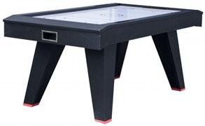 Игровой стол - аэрохоккей «Hover» 6 ф Wk (187 х 96,5 х 81,2 см, черный)